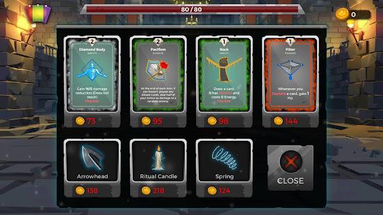 Dungeon Tales: RPG Card Game & Roguelike Battles screenshots 6