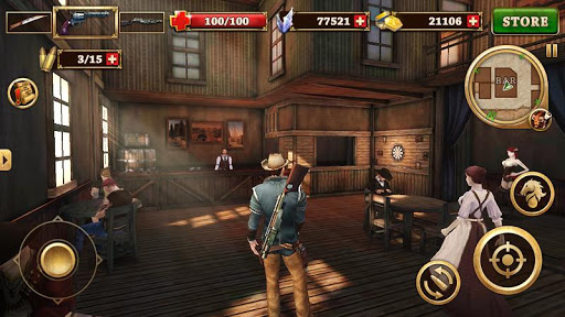 West Gunfighter goodtube screenshots 21