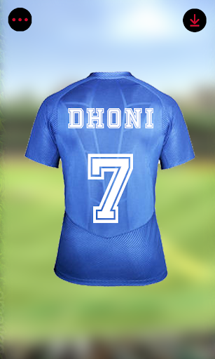 make my cricket jersey screenshot 1