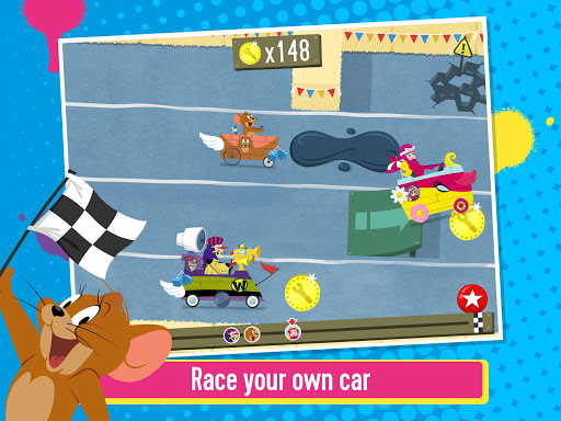 Boomerang Make and Race - Scooby-Doo Racing Game android2mod screenshots 15