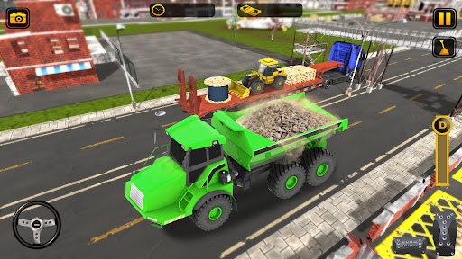 Heavy Construction Simulator Game: Excavator Games 1.0.1 screenshots 10