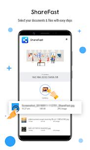 Sharefast :Unique files share & Transfer Files 2.0.29 [MOD APK] Latest 3