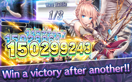Valkyrie Crusade u3010Anime-Style TCG x Builder Gameu3011 8.0.2 Screenshots 2