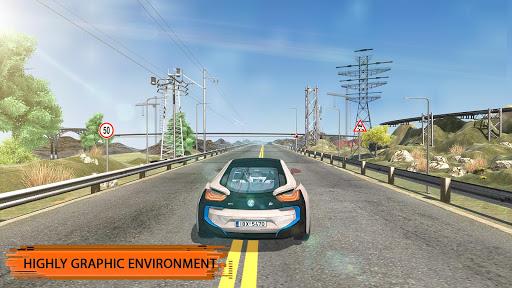 i8 Super Car: Speed Drifter 1.0 Screenshots 8