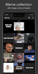 Meme Soundboard 2016-2021