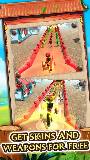 Kung Fu Runner 1.0.7 screenshots 5