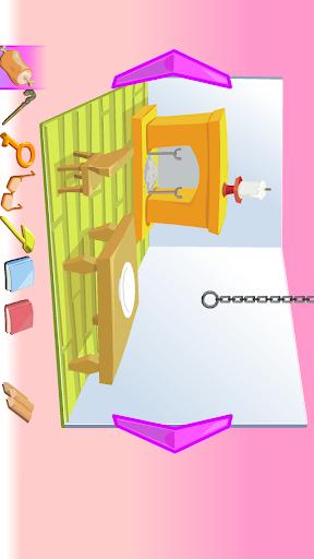 magic and cat escape screenshot 2