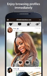 AfroIntroductions – African Dating App 2