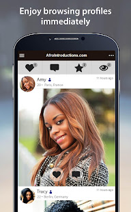 AfroIntroductions - African Dating App 4.2.2.3426 Screenshots 2
