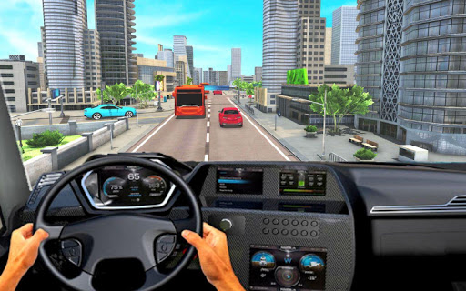 Modern Bus Parking Adventure - Advance Bus Games 1.1.2 Screenshots 9