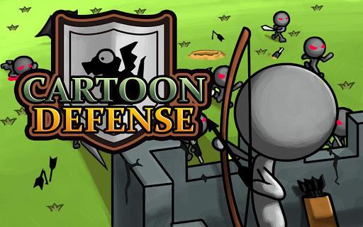 Cartoon Defense  screenshots 1