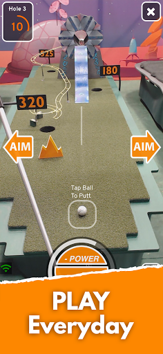 OneShot Golf  screenshots 3