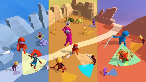 Stickman Smashers -  Clash 3D Impostor io games 1.0.5 screenshots 8