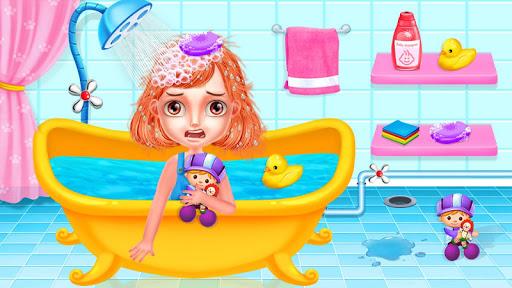 Baby Girl Salon Makeover - Dress Up & Makeup Game  Screenshots 6
