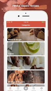 Baking Recipes & ideas