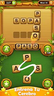 Palabra Crucigrama -Los mejores juegos de palabras 1.3 Screenshots 6