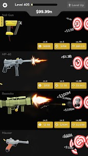 Gun Idle Mod Apk (VIP/Unlimited Money + Unlocked) 9