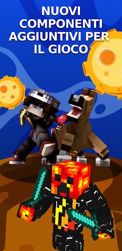 Scarica Mods Mappe Skin per Minecraft mod apk 2