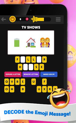 Guess The Emoji - Trivia and Guessing Game! 9.52 screenshots 9