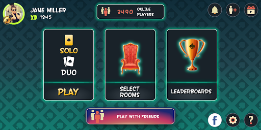 Spades - Play Free Online Spades Multiplayer apkpoly screenshots 22