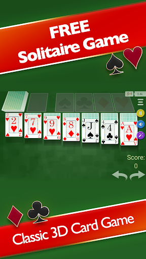 Solitaire 3D - Solitaire Game 3.6.6 screenshots 9