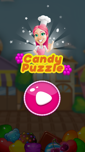Candy Puzzle - Match 3 Game  screenshots 1