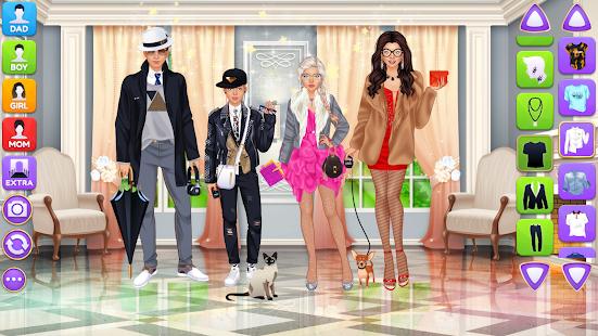 Superstar Family - Celebrity Fashion screenshots 7