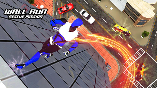 Police Robot Speed hero: Police Cop robot games 3D 5.2 Screenshots 1
