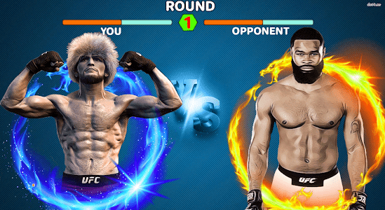 Real Martial Arts Fighting games 2021-boxing clash 0.1