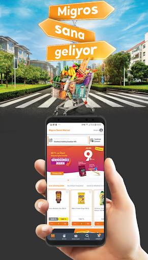 Migros Sanal Market 4.3.4 Screenshots 1