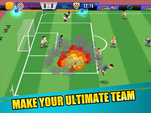 Furious Goal(Ultimate Soccer Team) screenshots 9