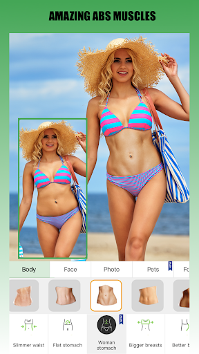 Retouch Me u2013 Body & Face editor. Skinny app  Screenshots 3