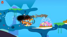 恐竜パトカー – 子供向けレースゲームのおすすめ画像2