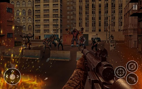 Sniper Army Zombie Shooter: Shooting Games 2020 2