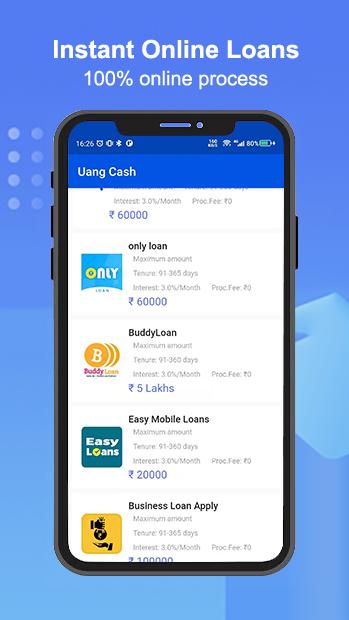 Pinjaman Online Uang Cash