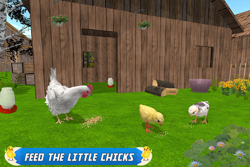 New Hen Family Simulator: Chicken Farming Games  screenshots 15