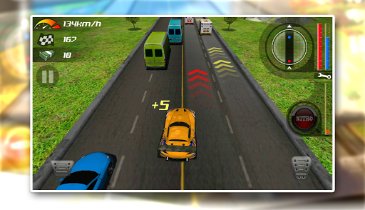 Traffic Racing Escape For PC Windows (7, 8, 10, 10X) & Mac Computer Image Number- 12