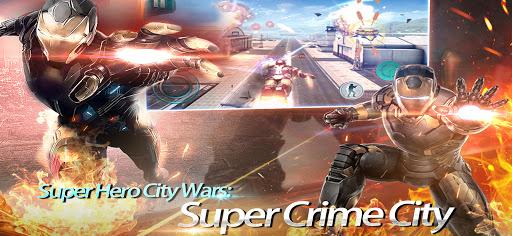 Super Hero City Wars:Super Crime City 9 screenshots 4