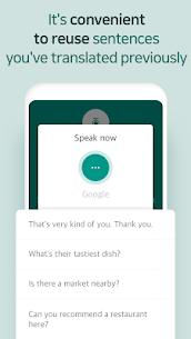 Talking Translator v1.8.7 Mod APK 3