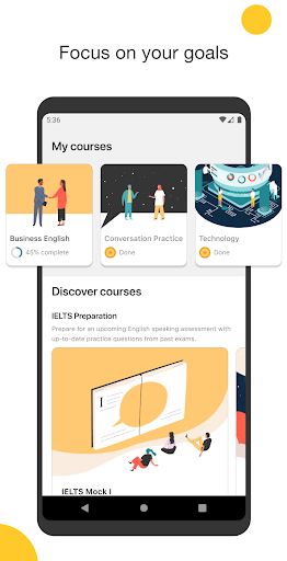 Cambly - English Teacher 4.1.9 Screenshots 13