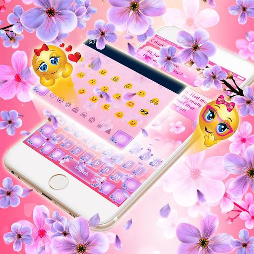 2019 Beautiful SMS Keyboard Themes 10001003 Screenshots 7