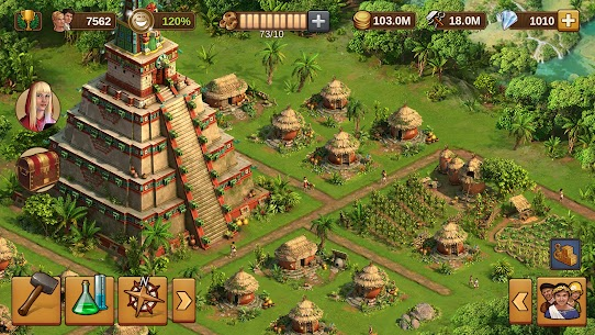 Forge Of Empires Mod Apk Unlimited Money, Diamonds,Everything 6
