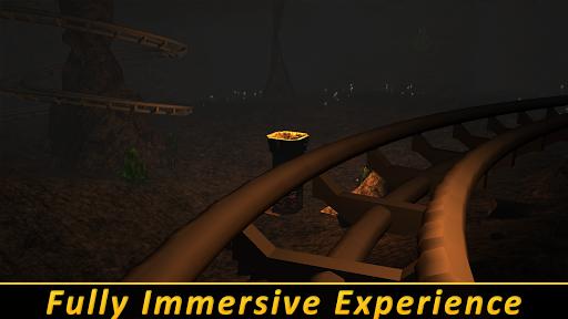 VR Roller Coaster Crazy Rider & Adventure Thrills screenshots 3