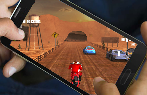 Patrol Moto Battle Rider 2.0 screenshots 3