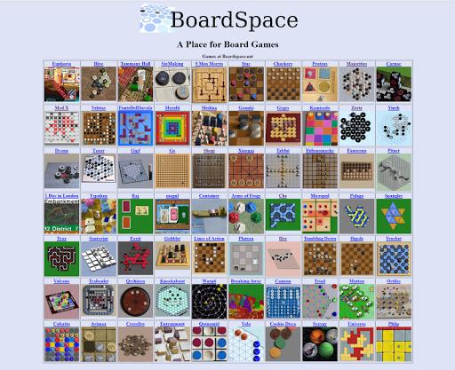 Boardspace.net 4.93 screenshots 1