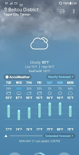 ASUS Weather 1