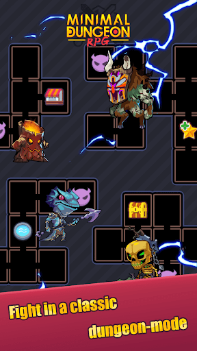 Minimal Dungeon RPG 1.5.4 screenshots 4