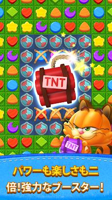マジックキャットマッチ : ネコのマッチ3パズル (Magic Cat Match)のおすすめ画像2