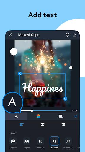 Movavi Clips - Video Editor with Slideshows apktram screenshots 7