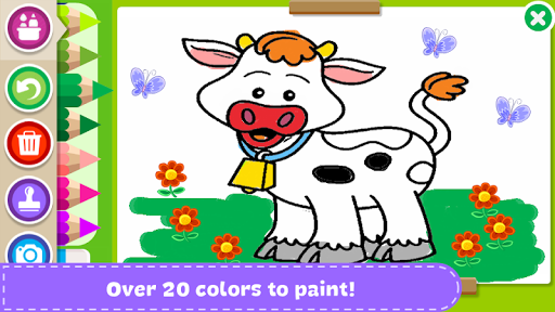 Paint and Learn Animals 1.38 Screenshots 10